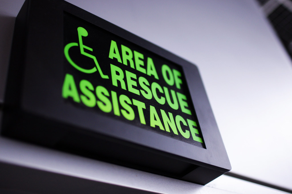 Area Rescue Systems | United Life Safety Systems | North Carolina