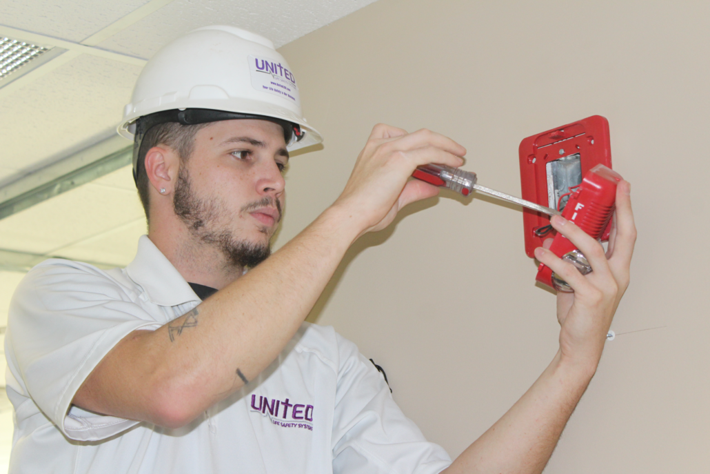 System Services | United Life Safety Services | North Carolina