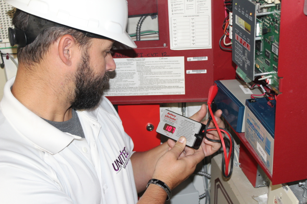 Testing and Inspection Services | United Life Safety Systems | North Carolina